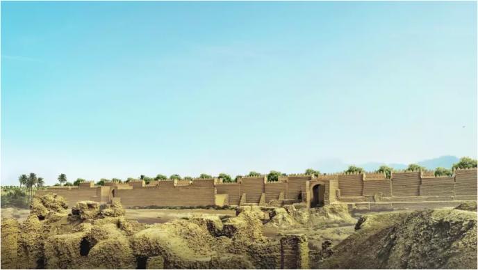 Las 7 Maravillas del Mundo Antiguo reconstruidas Снимок-165-688x388