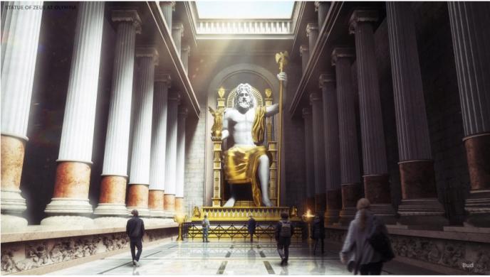 Las 7 Maravillas del Mundo Antiguo reconstruidas Снимок-172-688x390