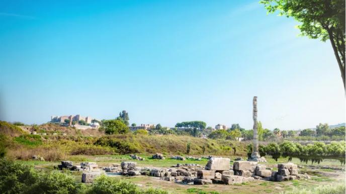 Las 7 Maravillas del Mundo Antiguo reconstruidas Снимок-173-688x386