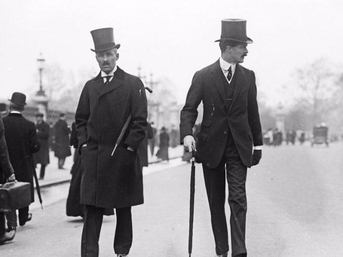 1910 год мода фото