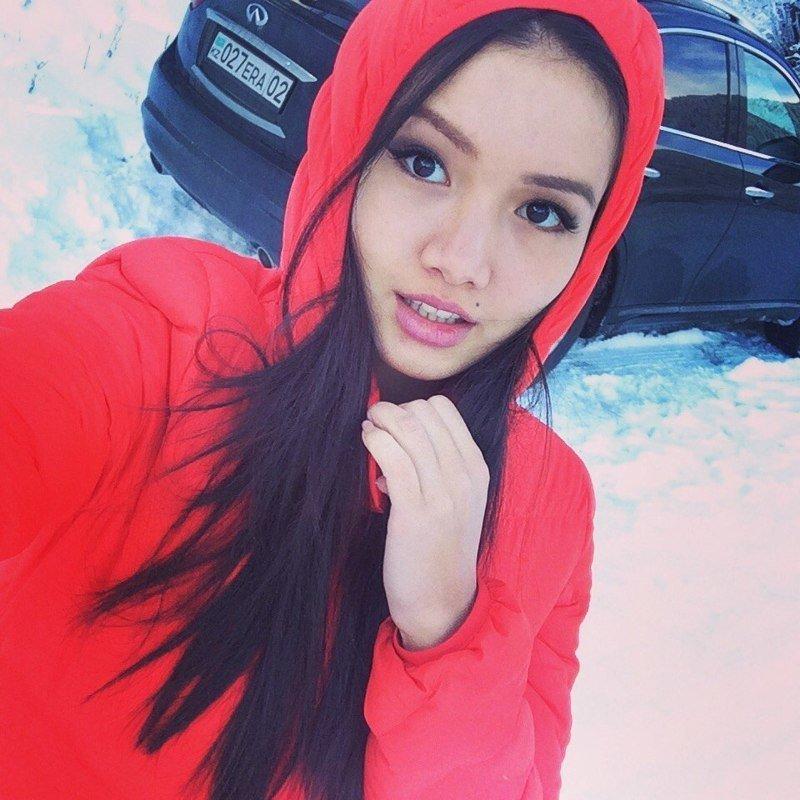лицо, фото красивых казахских девушек этого быстро