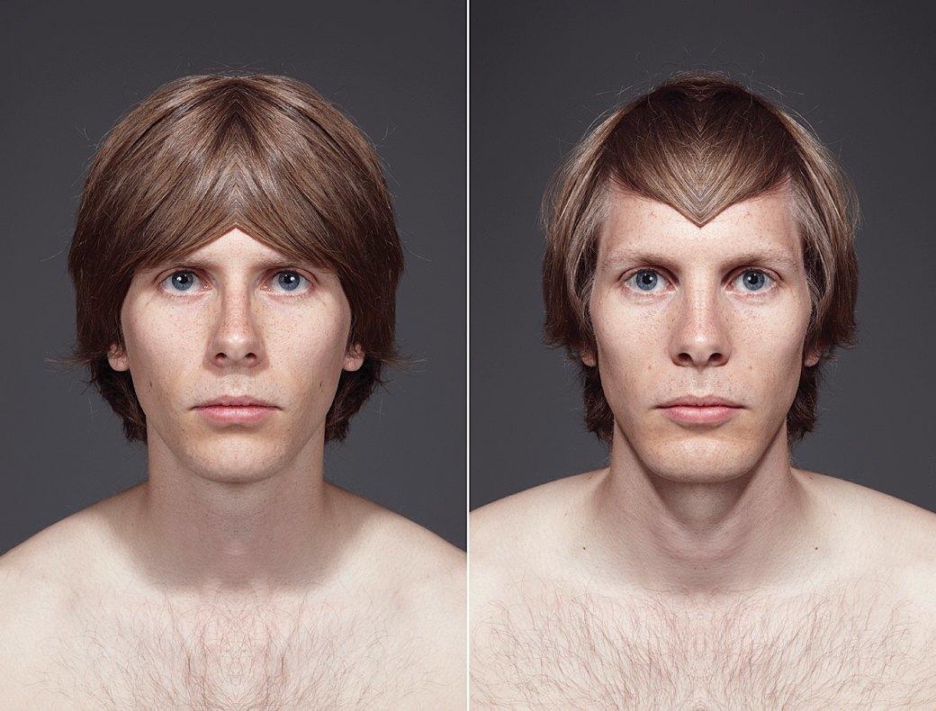 Картинки когда в лице другое фото