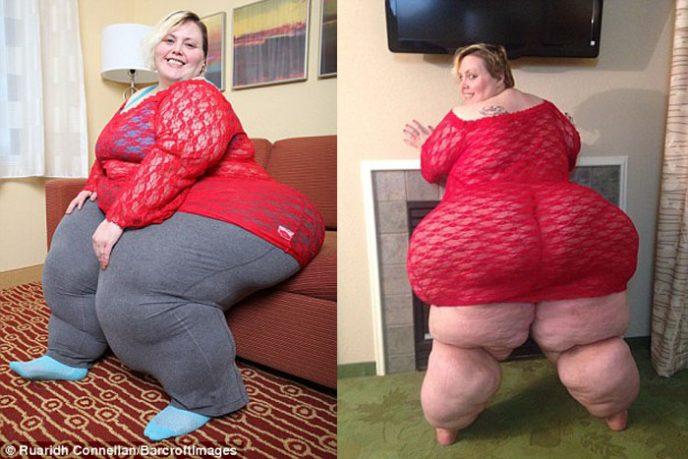 фото огромных толстых позы виды