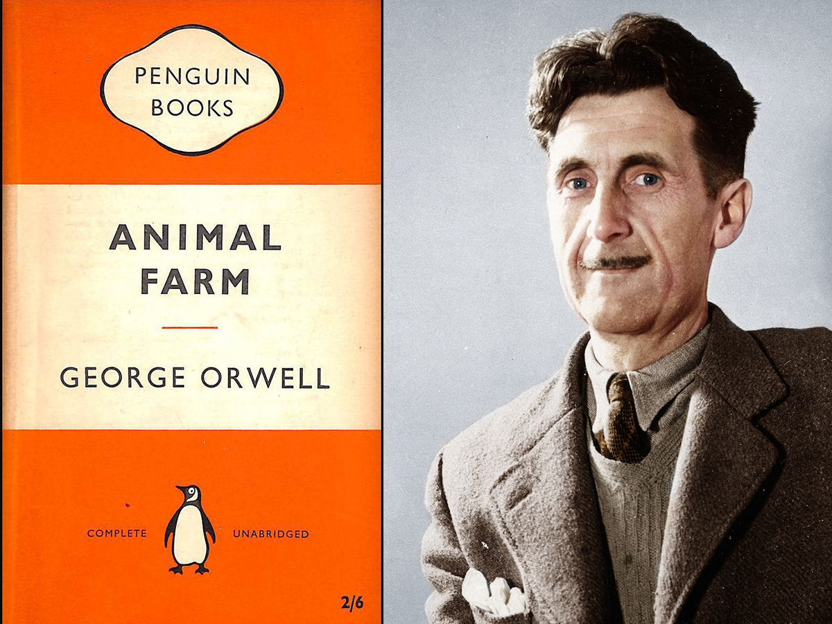 best essays of george orwell Politics and the english language, the essay of george and perhaps it is best to start by saying what it george orwell: 'politics and the english language.