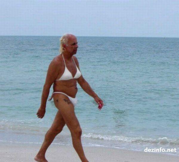 8 пляжных фриков, чьи купальники вызывают недоумение и смущение 6
