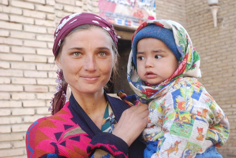 словам, русские жены таджиков фото советский