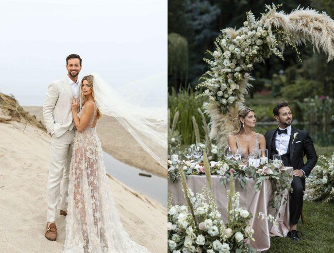 Настоящая сказка: Самые впечатляющие свадьбы знаменитостей ... миранда керр и эван шпигель