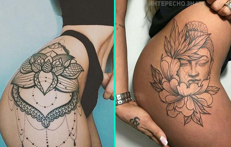 Татуировка секса