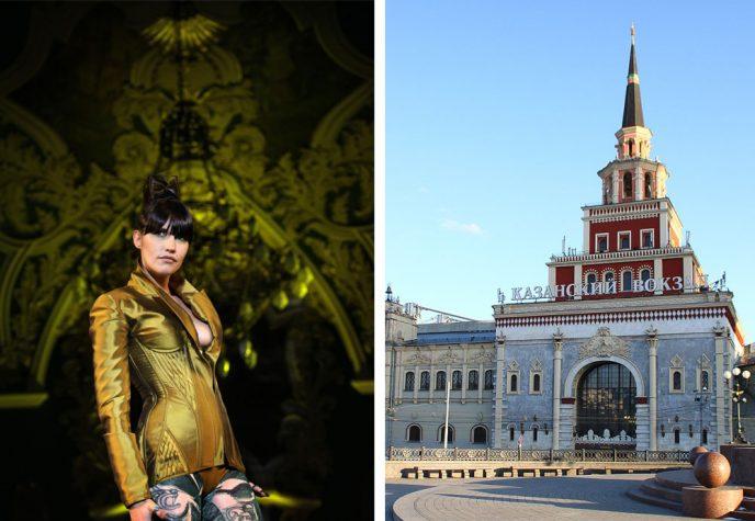 Казанский вокзал проститутки катя волос проститутка