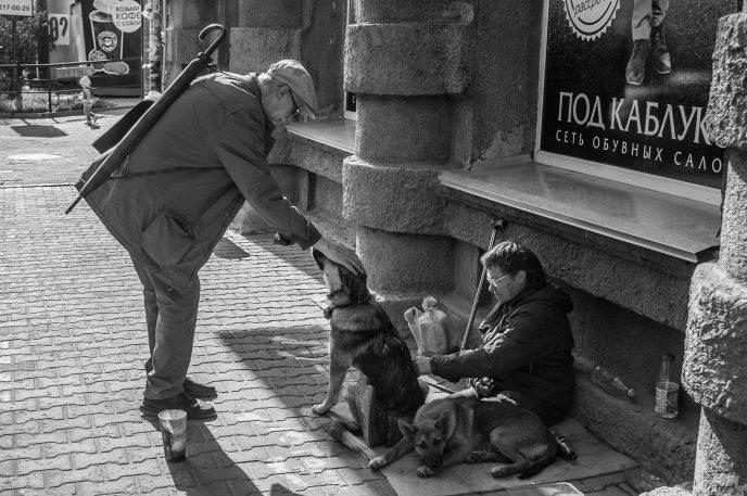 Siberian Street Photography