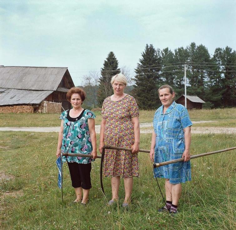 Русские полные женщины фото