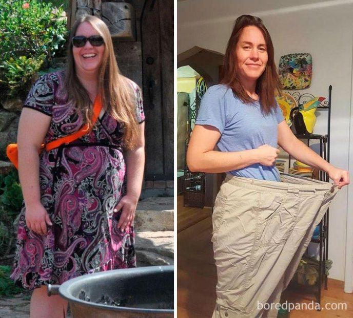 История Похудения Женщины. 12 вдохновляющих историй похудения
