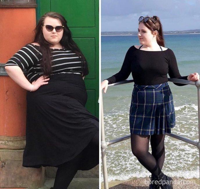 Толстые После Похудения. 12 экс-толстяков дают реальные советы для похудения - ФОТОСЕССИЯ