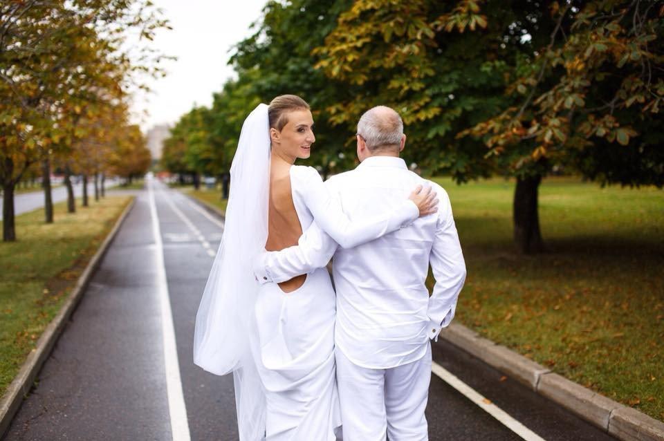 какой причине марьянов свадьба фото андрогинов