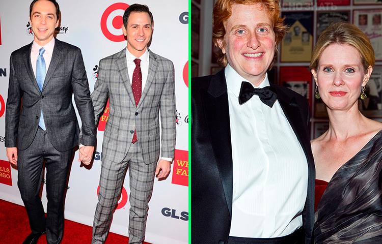 12 самых известных гомосексуальных пар