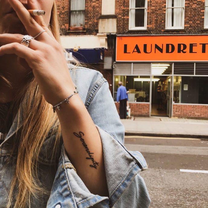 20 чувственных татуировок, которые не оставят вашего мужчину равнодушным 10
