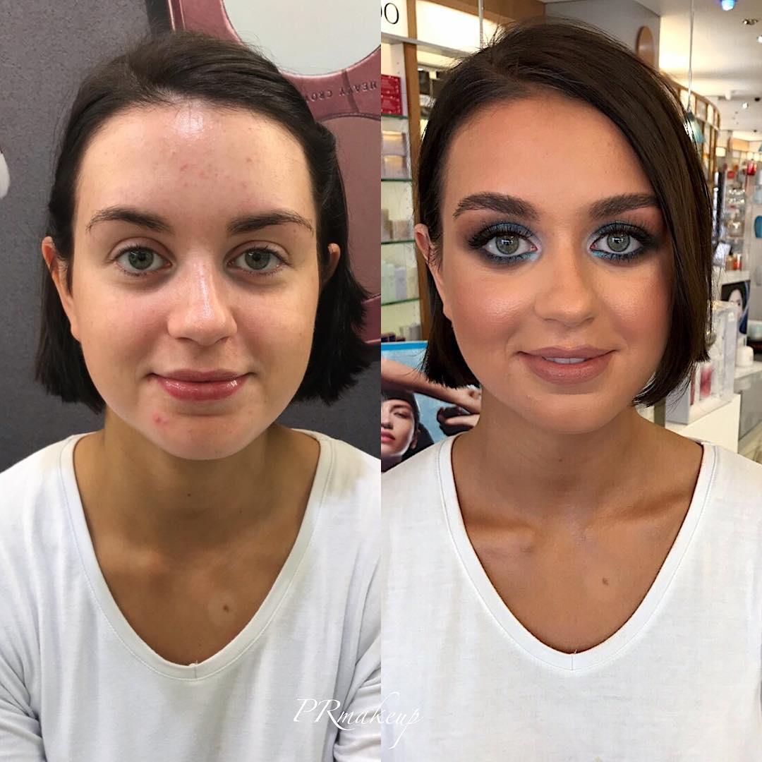 садоводы преображение до и после макияжа фото унитазных