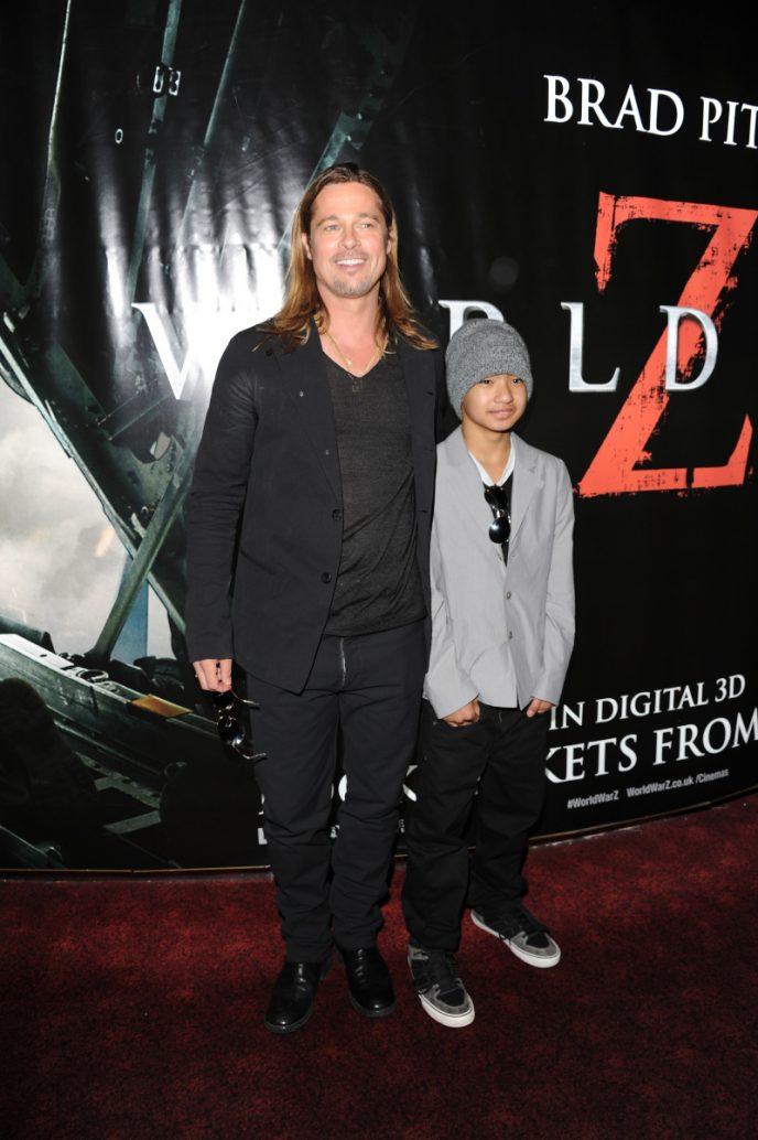 Старшему сыну Джоли и Питта исполнилось 17! Вот как он выглядит сегодня 3