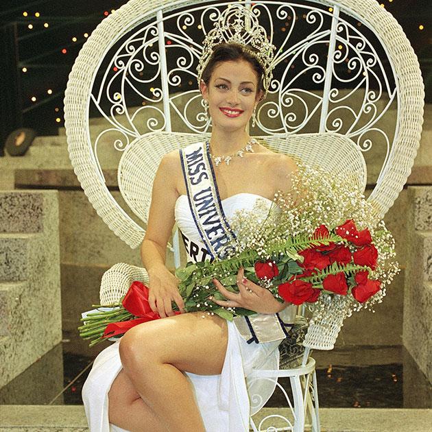 Мисс Вселенная все победительницы  Фото  Журнал