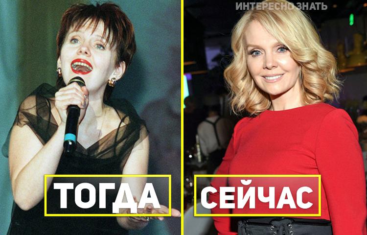 Знаменитости российской эстрады, пизда с двумя влагалищами