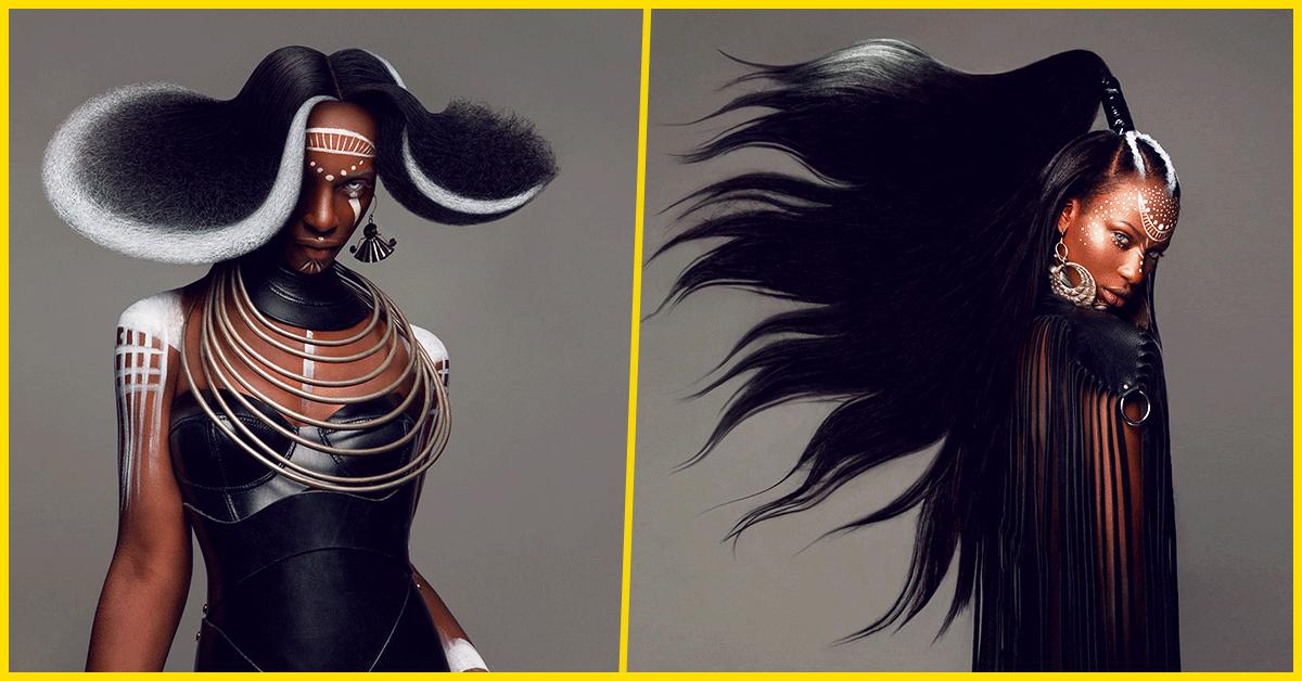 фото девушек из африканских племён
