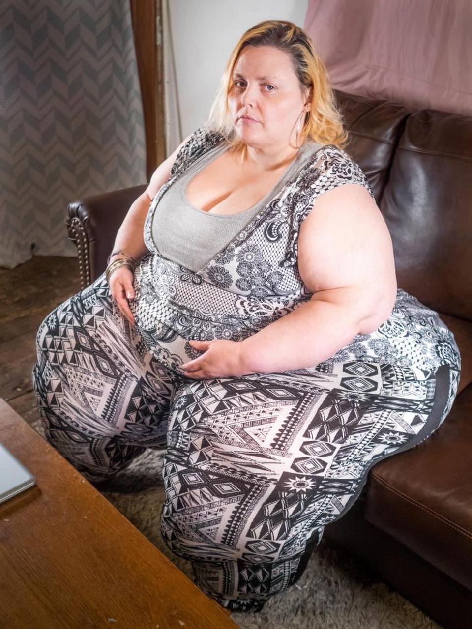 фото огромных женщин самом
