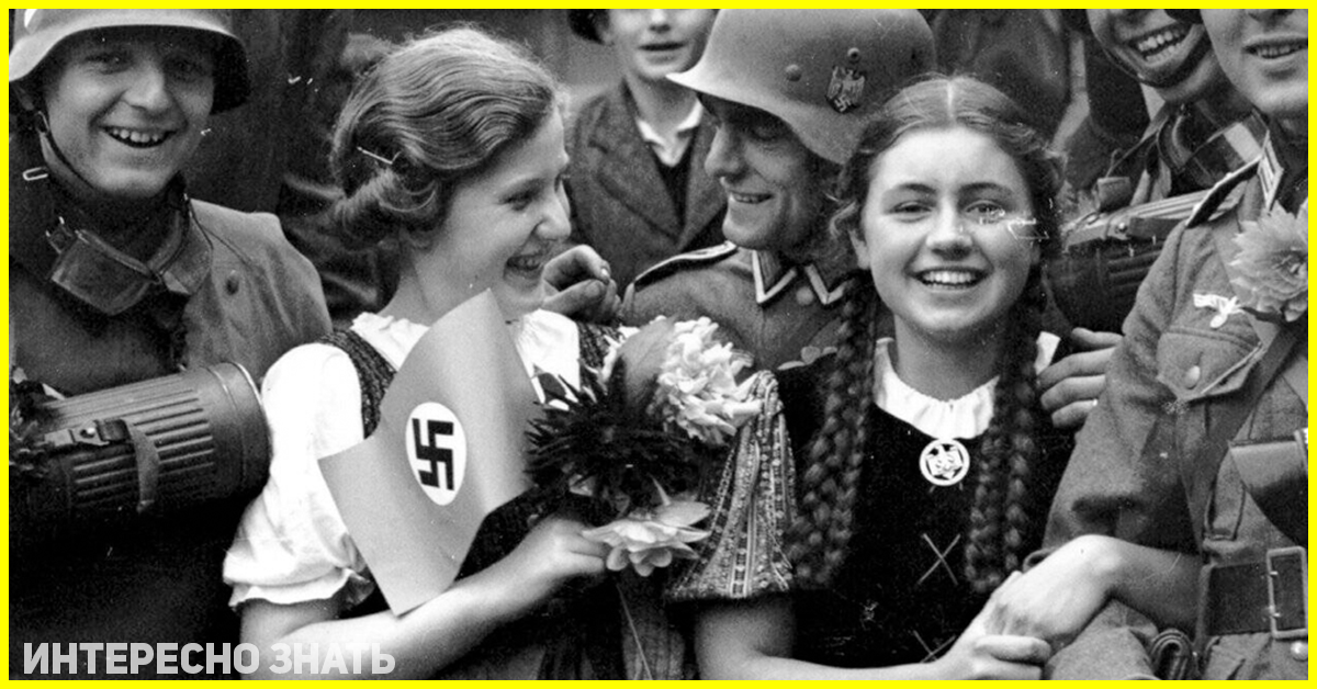 nazi women Women in nazi germany learn with flashcards, games, and more — for free.