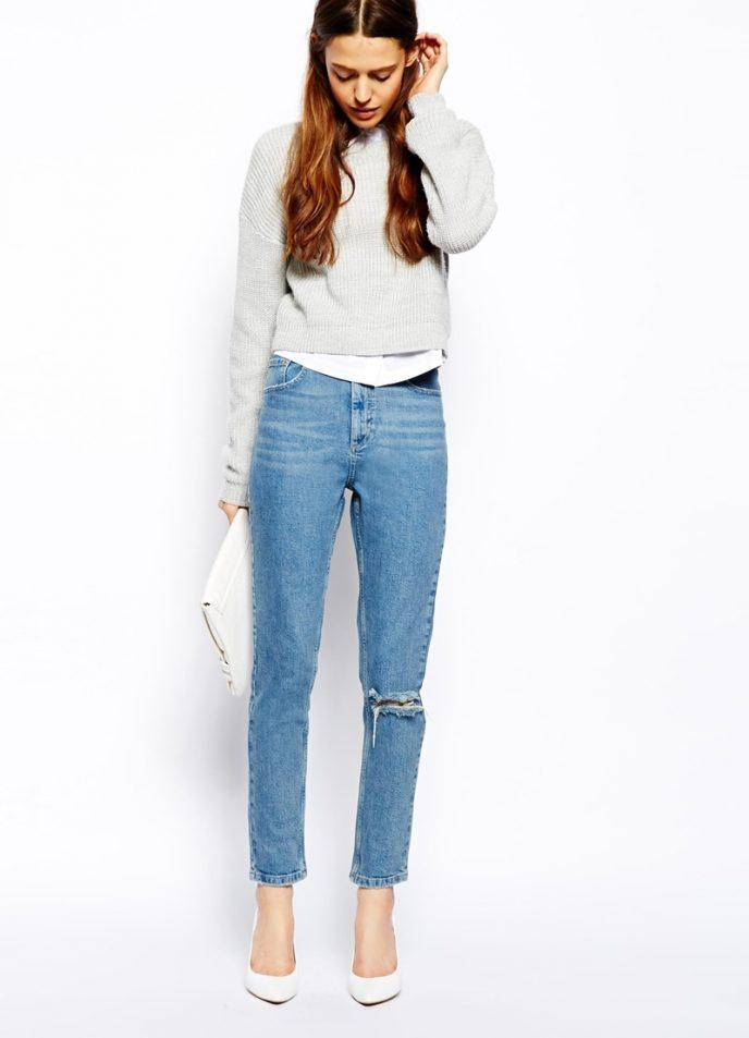 05c02b9ce64 Тайна раскрыта  Почему классические джинсы всегда синего цвета