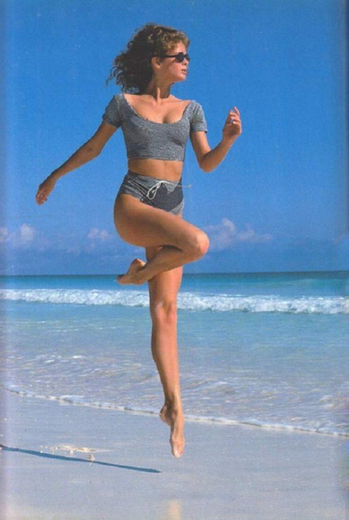 Как выглядели модели 80-х до появления силикона и фотошоп