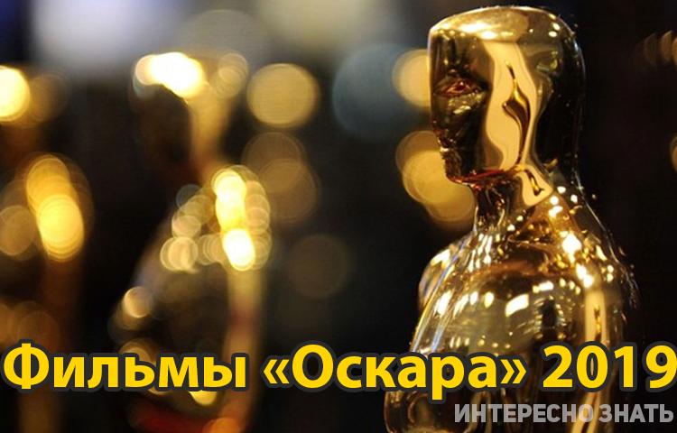 Оскар 2019   Список фильмов номинантов, дата изоражения