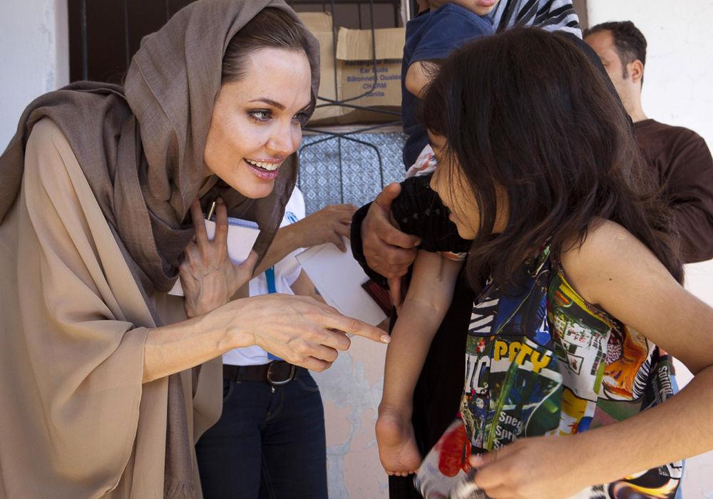 Lebanon Jolie