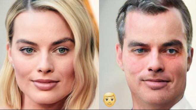 Как бы выглядели известные красавицы, будь они мужчинами 42