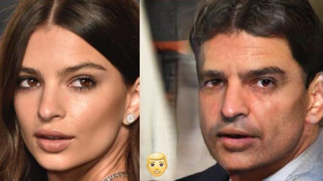 Как бы выглядели известные красавицы, будь они мужчинами 46