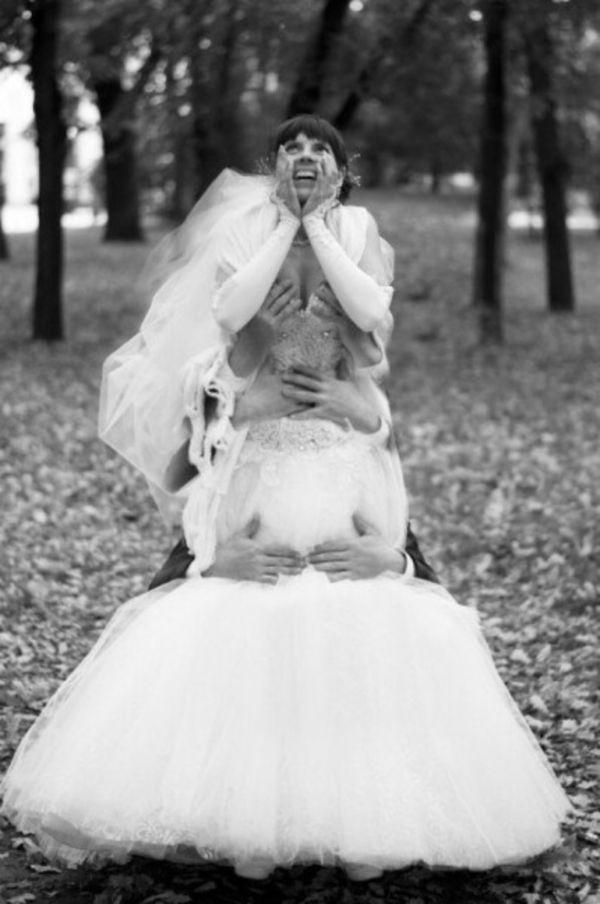композиции самые непонятные невесты фото этом материал