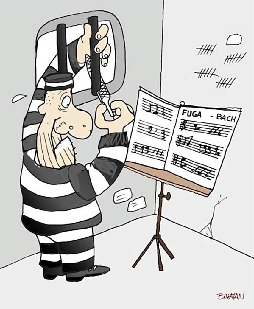 Смешные картинки про музыку и музыкантов