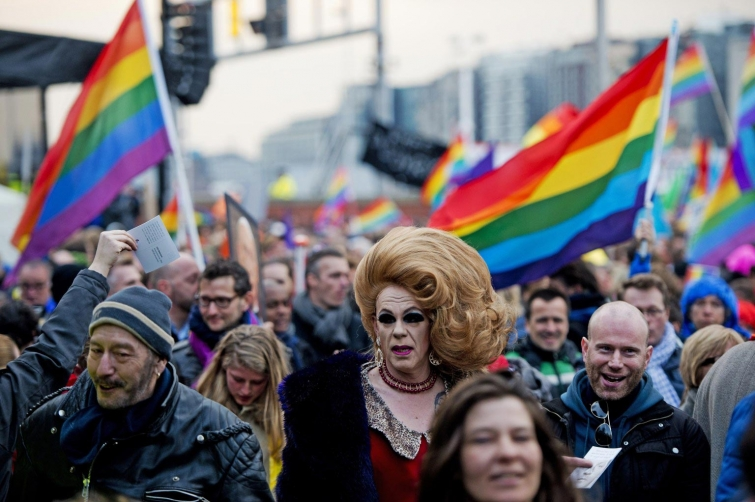 фото российских геев