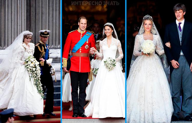21818823270 Королевский размах  самые красивые свадебные платья принцесс