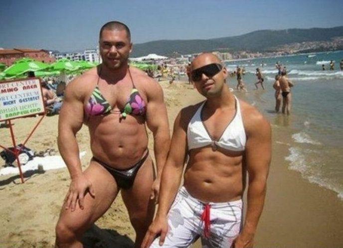 8 пляжных фриков, чьи купальники вызывают недоумение и смущение 1