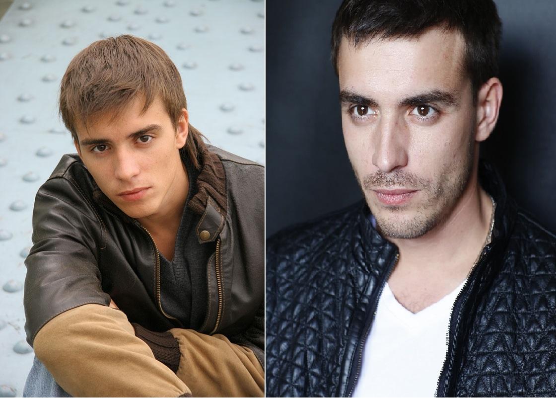 фото молодых актеров россии тогда и сейчас
