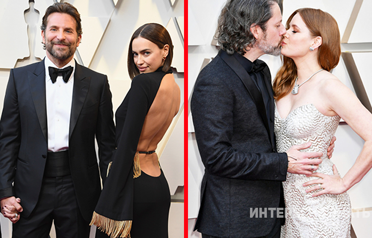 Оскар 2019: 10 самых ярких пар красной дорожки рекомендации