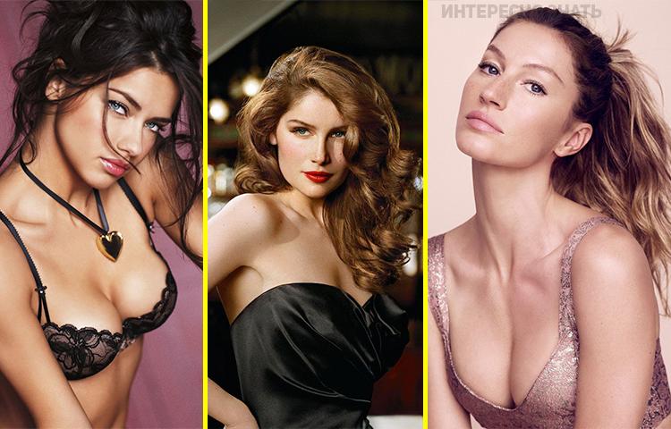 Тор 20 сексуальных женщин в мире