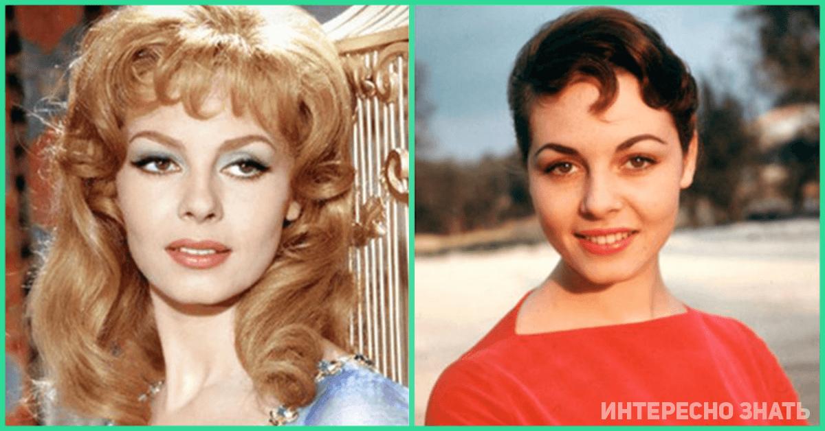 «Совсем другая»: Как выглядела актриса сыгравшая Анжелику