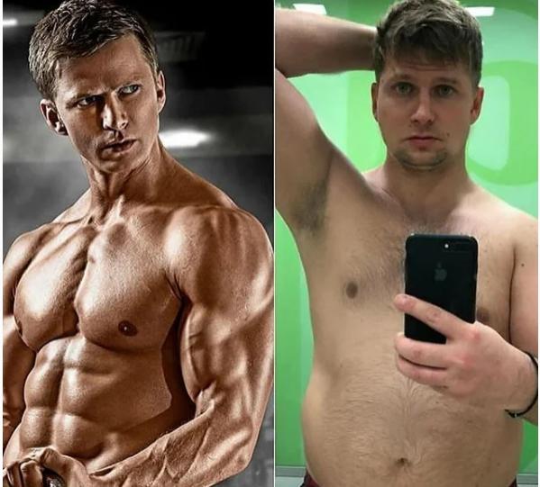 Российские актёры, которые набрали десятки килограмм ради роли в кино 1