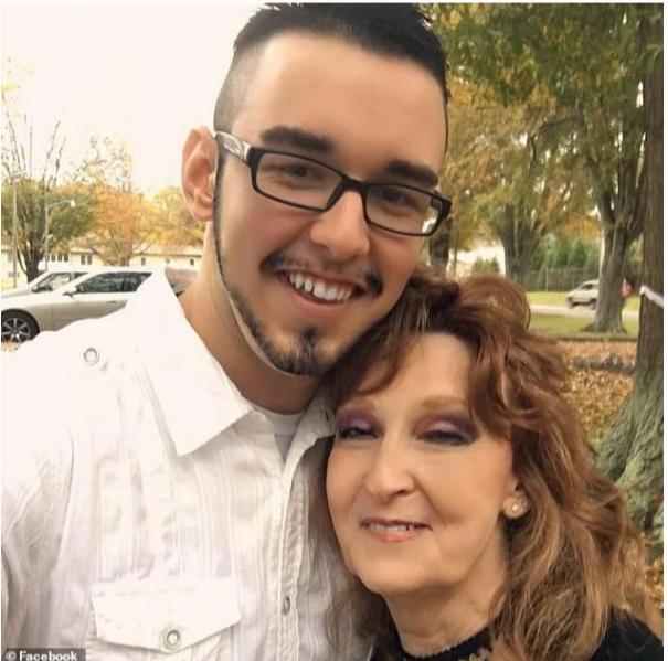 72-летняя бабушка стала женой 19-летнего парня, и они без ума друг от друга
