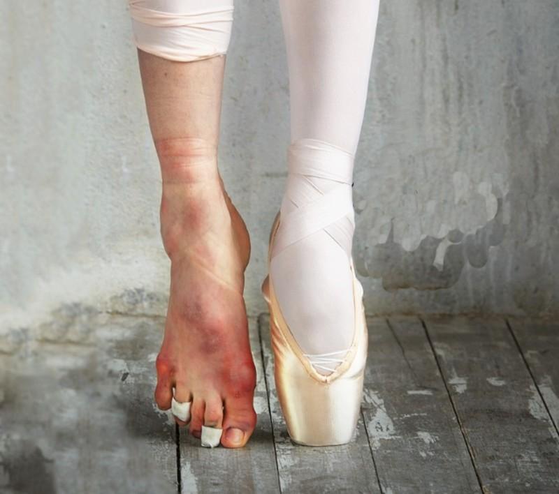 ноги балерин без пуант картинки достоинство