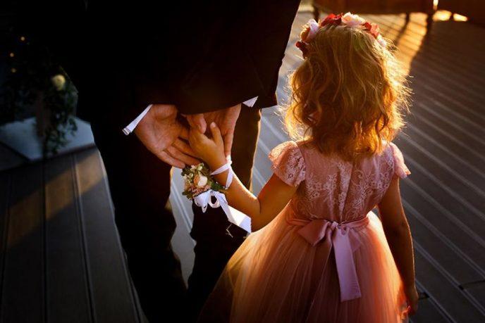 Самые трогательные свадебные фотографии