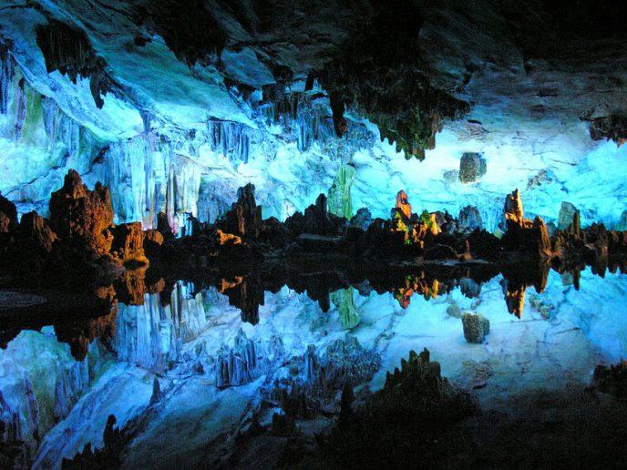 Невероятная пещера, от которой невозможно оторвать взгляд. Фото