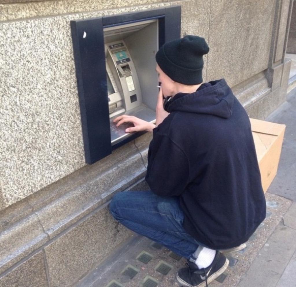 для смешные картинки с банкоматами новый