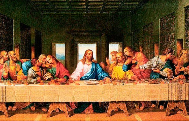 Картинки по запросу тайная вечеря картина леонардо да винчи картинки