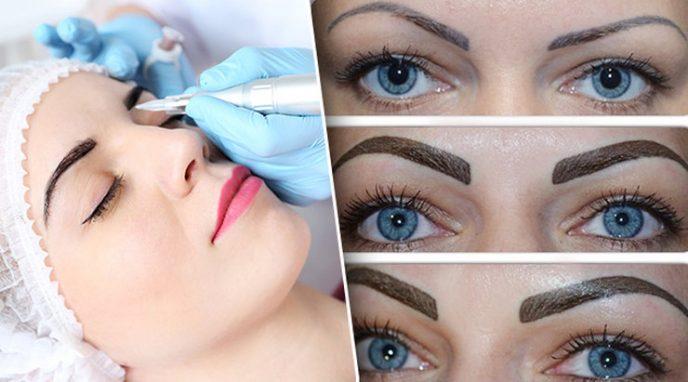 Как сделать естественный макияж - красиво, в домашних